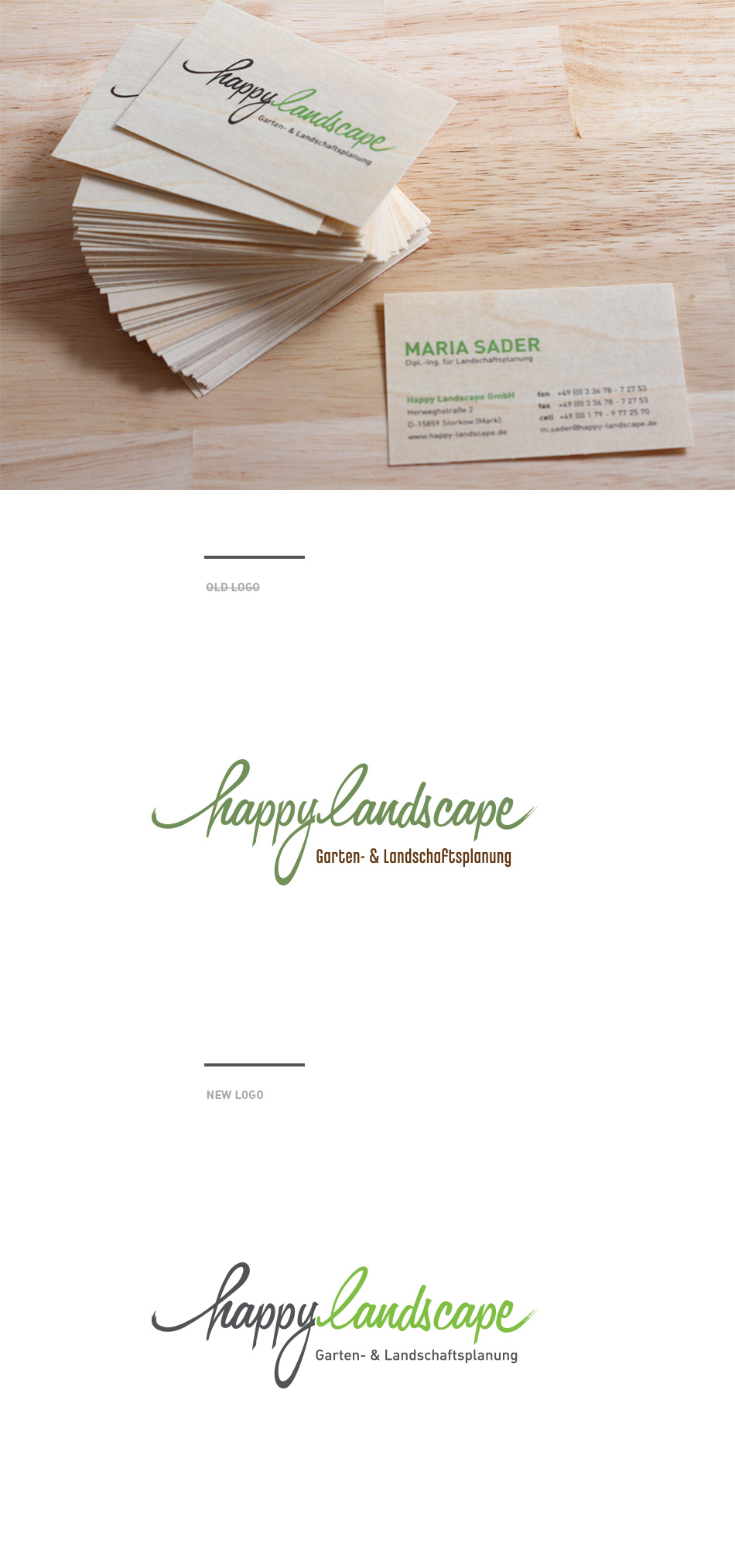 Grafik Happy Landscape
