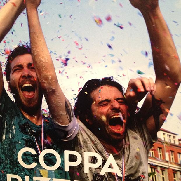 Sieger 2015 von Coppa Pizzeria