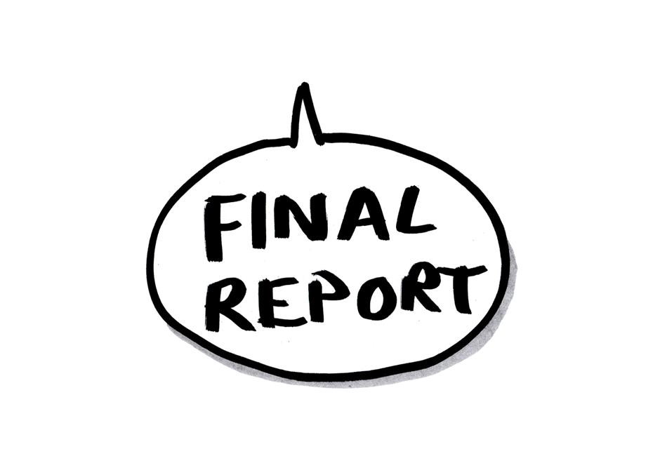Auszug aus dem Bericht