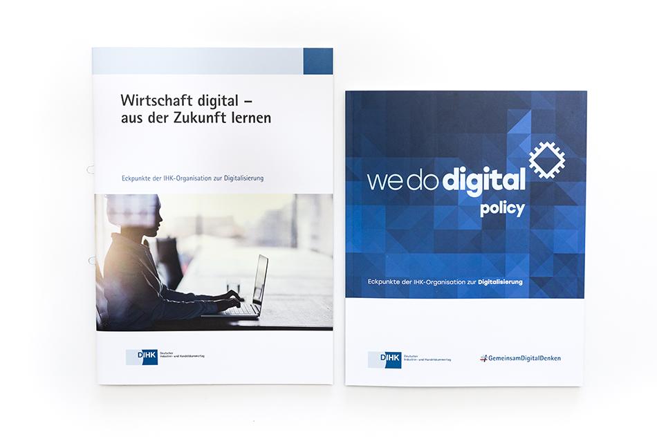 Broschüre von 2016 und 2017