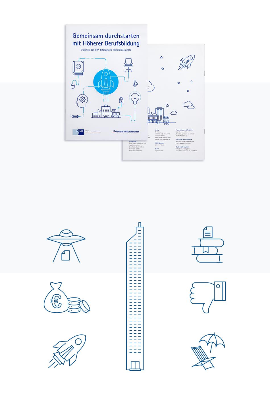 Cover und Infografik